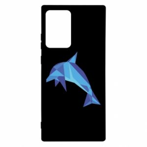 Etui na Samsung Note 20 Ultra Dolphin abstraction