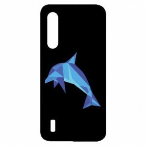 Etui na Xiaomi Mi9 Lite Dolphin abstraction