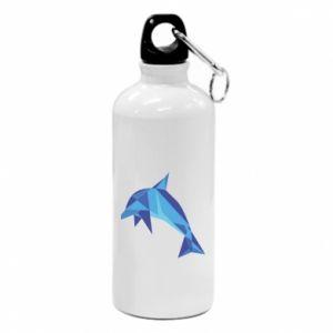 Bidon turystyczny Dolphin abstraction