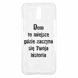 Etui na Nokia 2.3 Dom to miejsce ...