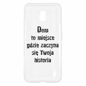 Etui na Nokia 2.2 Dom to miejsce ...