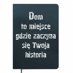Notes Dom to miejsce ...