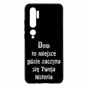 Etui na Xiaomi Mi Note 10 Dom to miejsce ...