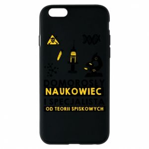 Phone case for iPhone 6/6S Homegrown scientist