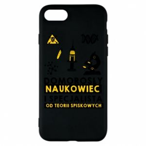 Phone case for iPhone 8 Homegrown scientist
