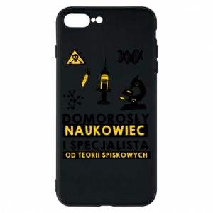 Phone case for iPhone 8 Plus Homegrown scientist