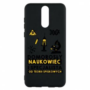 Phone case for Huawei Mate 10 Lite Homegrown scientist