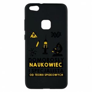 Phone case for Huawei P10 Lite Homegrown scientist