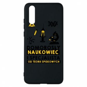 Phone case for Huawei P20 Homegrown scientist
