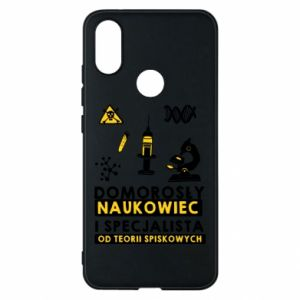 Phone case for Xiaomi Mi A2 Homegrown scientist