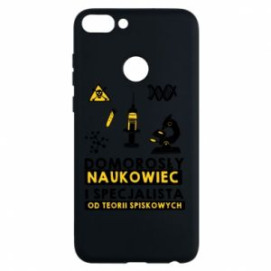Phone case for Huawei P Smart Homegrown scientist