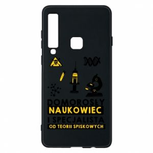 Phone case for Samsung A9 2018 Homegrown scientist