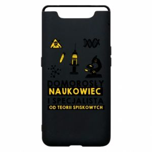 Phone case for Samsung A80 Homegrown scientist