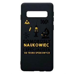 Phone case for Samsung S10 Homegrown scientist
