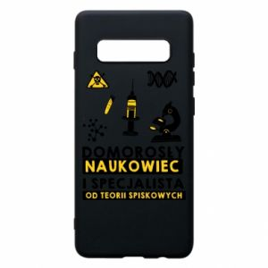 Phone case for Samsung S10+ Homegrown scientist