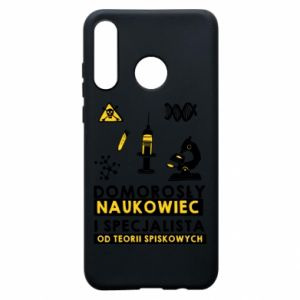 Phone case for Huawei P30 Lite Homegrown scientist