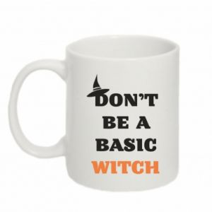 Kubek 330ml Don't be a basic witch