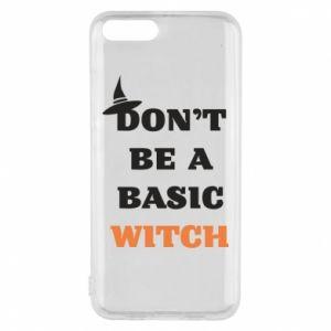 Etui na Xiaomi Mi6 Don't be a basic witch