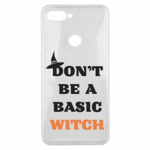 Etui na Xiaomi Mi8 Lite Don't be a basic witch