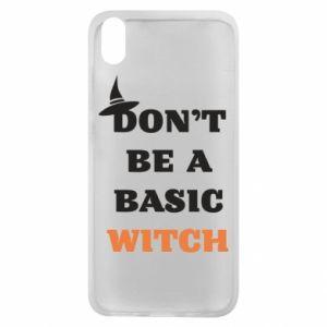Etui na Xiaomi Redmi 7A Don't be a basic witch