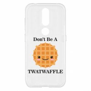 Etui na Nokia 4.2 Don't be a twaffle
