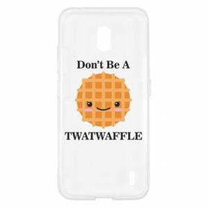 Etui na Nokia 2.2 Don't be a twaffle