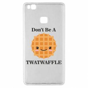 Etui na Huawei P9 Lite Don't be a twaffle
