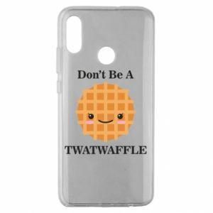 Etui na Huawei Honor 10 Lite Don't be a twaffle