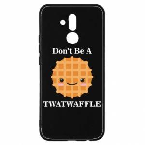 Etui na Huawei Mate 20 Lite Don't be a twaffle