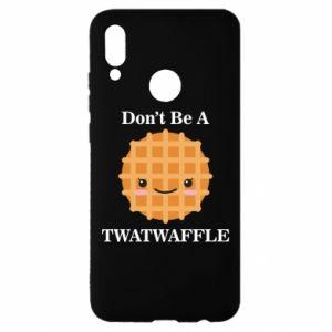 Etui na Huawei P Smart 2019 Don't be a twaffle