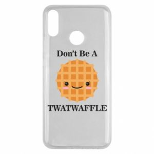 Etui na Huawei Y9 2019 Don't be a twaffle