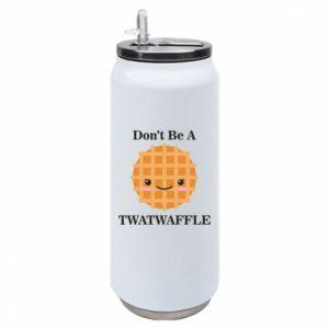 Puszka termiczna Don't be a twaffle