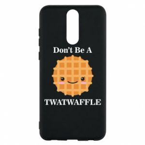 Etui na Huawei Mate 10 Lite Don't be a twaffle