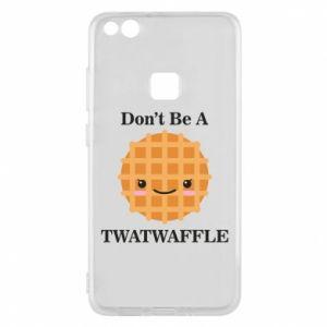 Etui na Huawei P10 Lite Don't be a twaffle