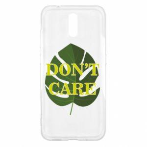 Etui na Nokia 2.3 Don't care leaf