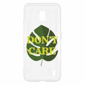 Etui na Nokia 2.2 Don't care leaf