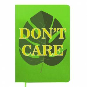 Notes Don't care leaf