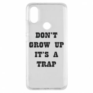 Etui na Xiaomi Mi A2 Don't grow up