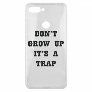 Etui na Xiaomi Mi8 Lite Don't grow up