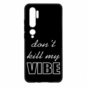 Etui na Xiaomi Mi Note 10 Don't kill my vibe