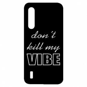 Etui na Xiaomi Mi9 Lite Don't kill my vibe