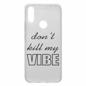 Phone case for Xiaomi Redmi 7 Don't kill my vibe