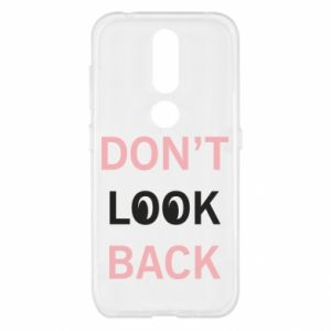 Nokia 4.2 Case Don't look back