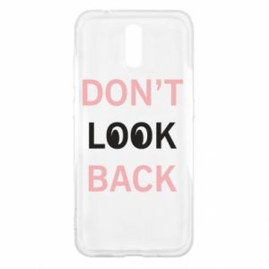 Nokia 2.3 Case Don't look back
