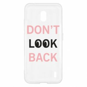 Nokia 2.2 Case Don't look back