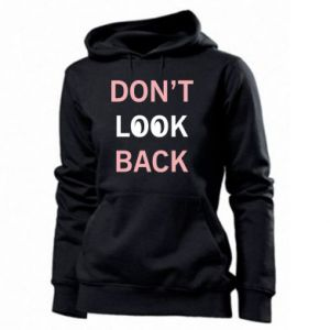Damska bluza Don't look back