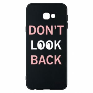 Etui na Samsung J4 Plus 2018 Don't look back