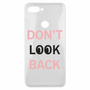 Etui na Xiaomi Mi8 Lite Don't look back