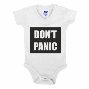 Body dla dzieci Don't panic