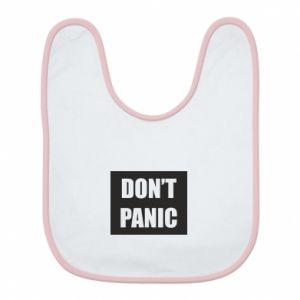 Śliniak Don't panic